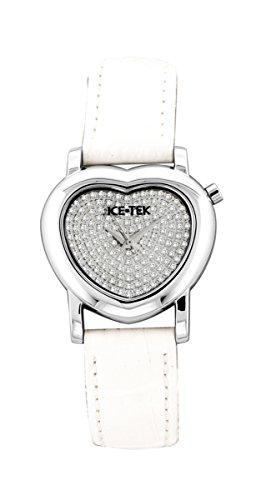 [アイステック] 腕時計 MHS03 Pave Petite Valentine Pave 正規輸入品