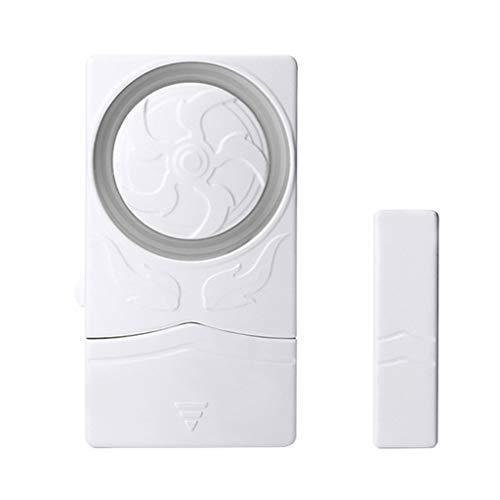 SHUIXIN Einbruchsicherheit für Fenster und Tür, Diebstahlschutz, Einbruchalarm, Fenster, offenes Warnsystem, magnetischer Sensor für Kinder, Sicherheit zu Hause