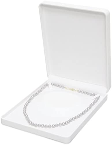 boxdisplays Milan Series Leatherette Large Necklace Box (BDRCN10)