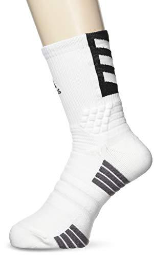adidas Herren Creator 365 Crew Socken, White/Black, M