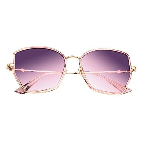 feeling dreamer 2019 Sonnenbrille für Damen, Sommer, Sonnenbrille, polarisiert, Violett