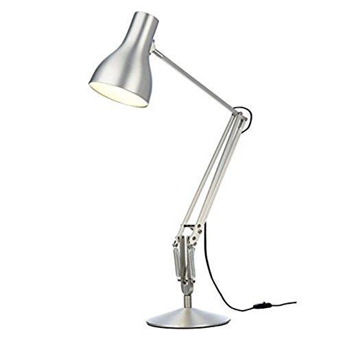 Anglepoise 30334 Lampe de Bureau Type 75 15 W E27 240 V Aluminium