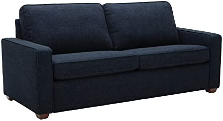 Best Amazon Brand – Rivet Andrews Contemporary Sofa Couch with Removable Cushions, 82