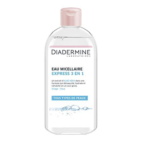 pas cher un bon Diadermin – Eau micellaire – Express 3 en 1 – 400 ml