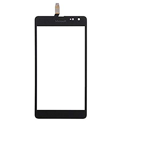 Touch Screen Digitizer Glass for Nokia Lumia 535 (2S-Version) Black