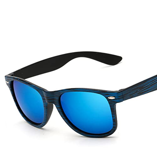 XMYNB Gafas de Sol Gafas De Sol Mujeres Hombres Retro Plegable Uv400...