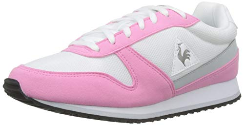 Le Coq Sportif Alpha II Pink Carnation/Optical White, Zapatillas para Mujer