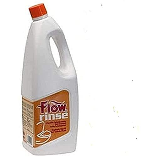 Flow Liquido Igienizzante Per L'Acqua Dello Sciacquone Fragranza Limone - 2000 Ml