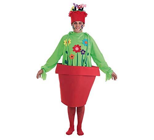 LLOPIS Erwachsenen Blumentopf Mann Kostüm