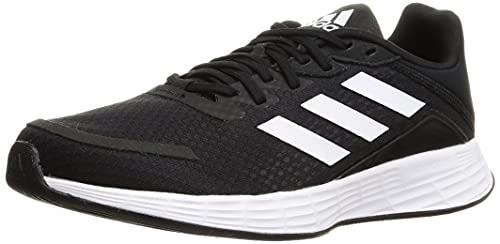 Adidas Duramo SL, Zapatillas Hombre, Black/White 124, 41 1/3 EU