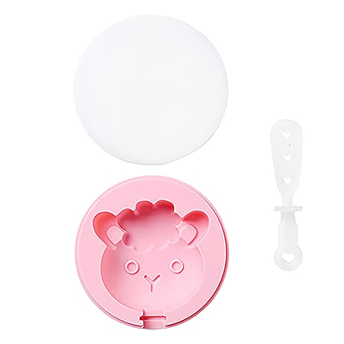 Ice Cream Mold, Bpa Free Popsicle Mold is A Reusable Easy-Release Popsicle Production, Used for DIY Ice Cream Mold Household