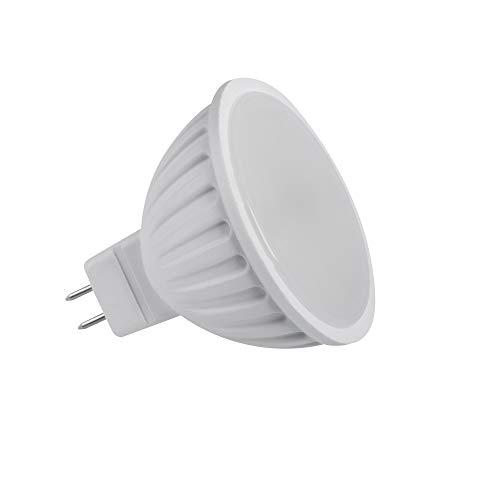 Spot LED GU5.3 7 watt (eq. 40 watt) - Couleur - Blanc chaud 3000°K