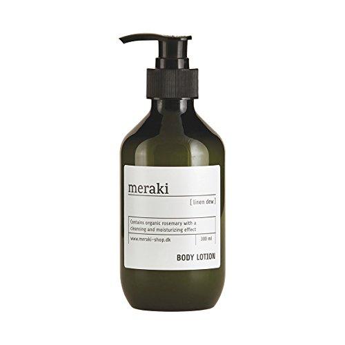 Meraki - Linen Dew - Body Lotion - Pumpspender - Natürliche Inhaltstoffe - 275ml