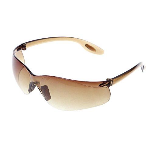 Yintiod Radfahren Sonnenbrillen Anti-UV-Brillen Sportbrillen Windschutz Anti Sand Eyewear