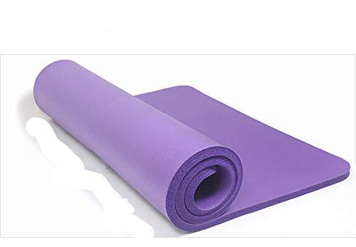 Mengzhifei 200 cm Ancho 100 cm colchonetas Yoga Extra