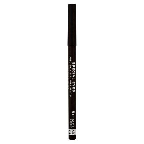 Rimmel London Special Eyes Eyeliner Pencil, 161 Black Magic, 1.2 g