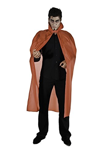 Cape de Diable rouge Adulte (130cm)