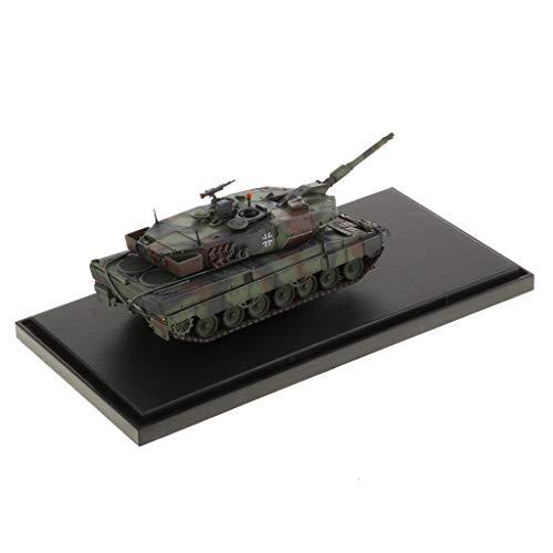 Toygogo 1:72 Der Sowjetische TOS 1A Military Army Modell Spielzeug Sammlerstück - Leopard 2 A5