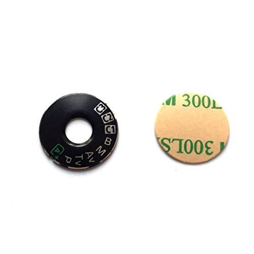 Top Cover Button Mode Dial for Canon EOS 5D3 5D Mark III Camera Repair Parts