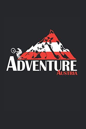 Adventure Österreich, Mountainbike: 6x9 - Dotgrid - Notebook