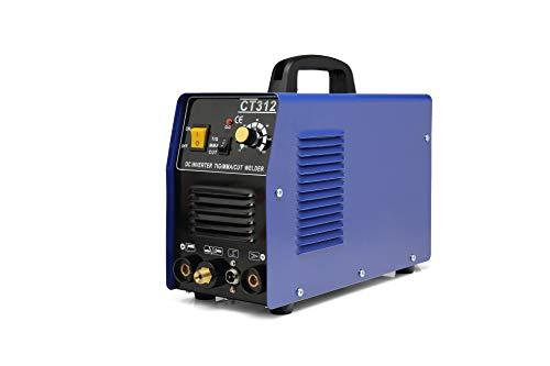 3 In 1 CT312 Multi Functional TIG/MMA/Air Plasma Cutter Welder Welding Machine With Pressure Gauge 110/220V
