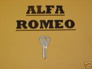 Alfa Romeo Key Blank