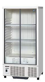 ホシザキ 冷蔵ショーケース SSB-70D スライド扉