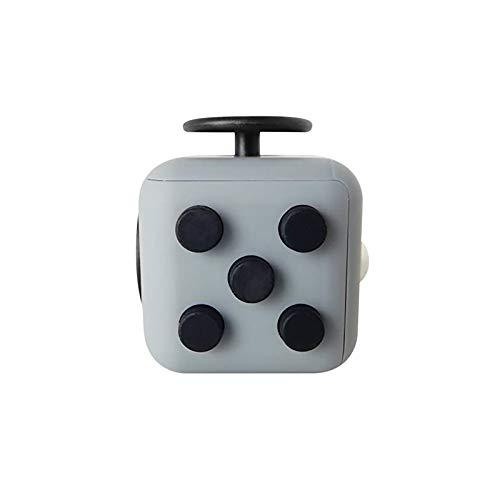 Cubo para fidget de mano, mini juguete de mano, cubo infinito, alivio del estrés y la ansiedad para niños y adultos con hiperactividad, autismo, idea única que es ligera en los dedos y las manos