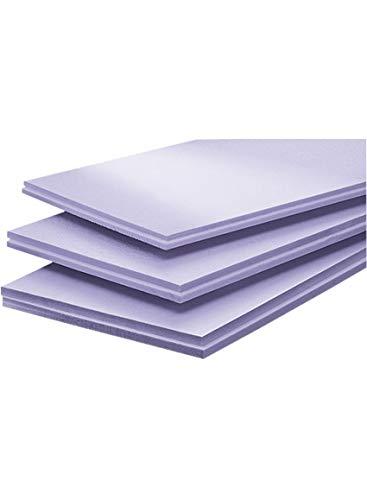 14 Platten Perimeterdämmung 1250 mm x 600 mm 30 mm = 10,5 m² Extruder Sockeldämmung XPS Dämmung Kellerdämmung Fassade