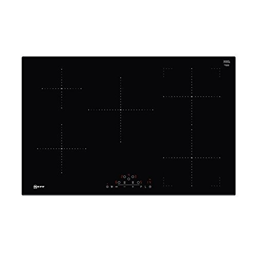 Neff T48FD23X0 Bevelled Front 80cm 5 Zone Built-in Induction Hob