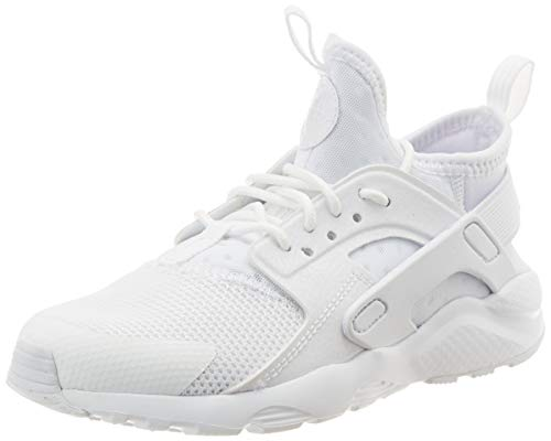 Nike Huarache Run Ultra (PS), Zapatillas de Running para Niños, Blanco (White/White/White 100), 33 EU