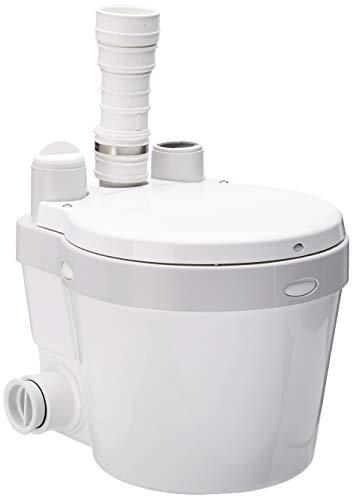 Saniflo 021 Saniswift Gray Water Pump - White