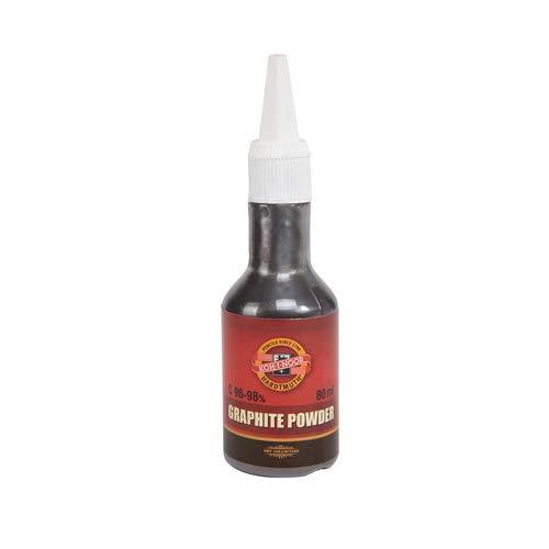 Koh-I-Noor R-K5401 - Graphitpulver 80 ml/Flasche - GP : € 14,49/100 ml