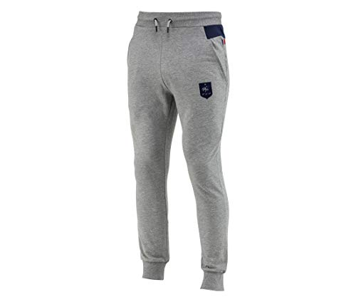 Equipe de FRANCE de football Pantalon Molleton FFF - Collection Officielle Taille Homme