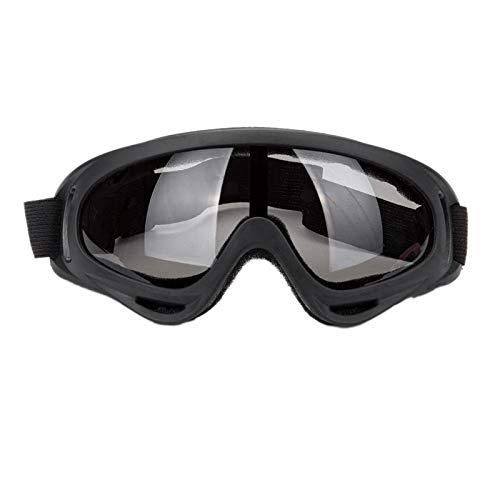 NSGJUYT Protección UV Montar Gafas Gafas Deportes al Aire Libre Montar Gafas de esquí