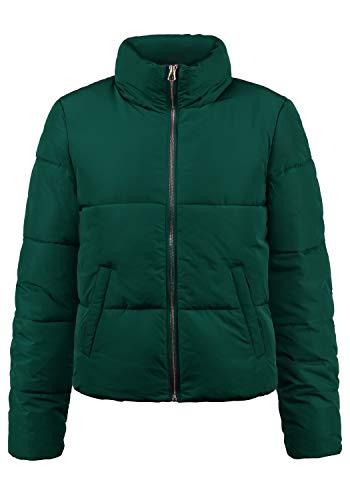 ONLY Padma Damen Steppjacke Übergangsjacke Jacke Mit Stehkragen, Größe:M, Farbe:Ponderrose Pine