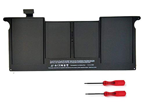 """K KYUER 35Wh A1375 Laptop Batería Replacement para MacBook Air 11 Inch A1370 (Only 2010 Version) Late 2010 EMC 2393 11.6"""" MC505LL/A MC506LL/A MC507LL/A MC505ZP/A MC506X/A MC506F/A MC506J/A MC505LZ/A"""