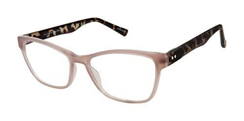 Scojo New York Gels Arial BluLite Reading Glasses, Iris, 1.75 Magnification