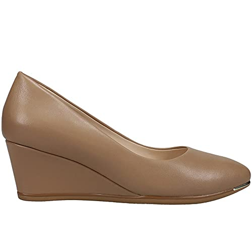 Cole Haan Womens Grand Ambition Skimmer Pumps Casual - Beige - Size 10 B