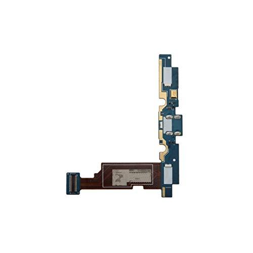 HOUSEPC Conector De Carga Plana Y Flexible para LG Optimus G E975 Datos De Carga del Puerto USB