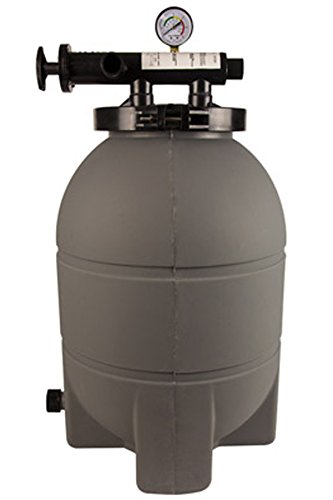 Rx Clear Patriot Sand Filter for Above Ground Swimming Pools | 12...