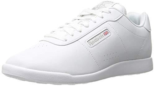 Reebok Women's Princess Sneaker,White,9 W