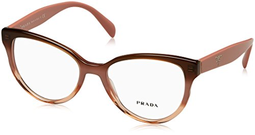 Prada Damen 0PR 01UV Brillengestell, braun (Gradient Bordeaux), 54 EU
