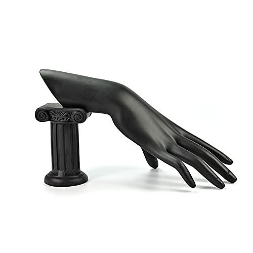 Pantalla de la exhibición del soporte del soporte de la pulsera del anillo de la pulsera Organizador del anillo del anillo del soporte del soporte del soporte del soporte de la mesa de la mesa del tit
