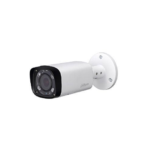 DH-IPC-ZS hfw2221r ire6, 2 MP WDR IR Bullet IP Camera 2.7 ~ 12 mm