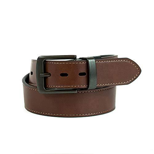 Levi's Big Boys Levi's Boys Reversible Belt, Brown/black, S