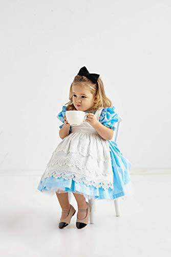 Baby alice in wonderland dress