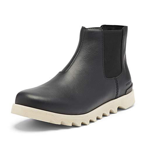 Sorel Men's Kezar Chelsea WP Boot - Waterproof - Black - Size 7.5