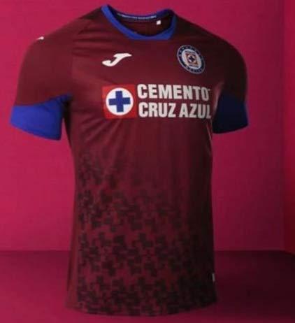 Liga MX New Club Deportivo Cruz Azul Joma Jersey Size 2XL
