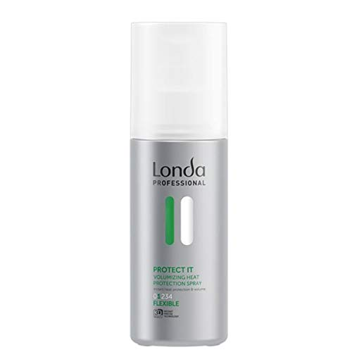 Londa Protect It Volumizing Heat Protection Spray Flexible, 1er Pack, (1x 150 ml)